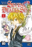 Nakaba Suzuki - Seven Deadly Sins Tome 1 : 48h BD 2020.