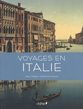 Catherine Donzel et Marc Walter - Voyages en Italie.
