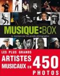 Gino Castaldo - Musique : Box - La musique par les grands photographes.