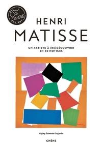 Hayley Edwards-Dujardin - Henri Matisse.