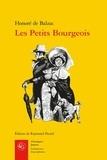 Honoré de Balzac - Les Petits Bourgeois.