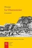 Pétrarque - Le Chansonnier.