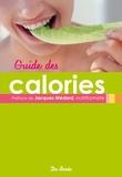 Jacques Médart - Guide des calories.