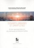 Valentyna Dymytrova et Isabelle Hare - Données urbaines et smart cities - Entre représentations et pratiques professionnelles.