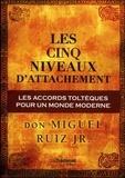 Miguel Jr Ruiz - Les cinq niveaux d'attachement.