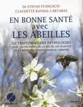 Stefan Stangaciu et Claudette Raynal-Cartabas - En bonne santé avec les abeilles - Le traitement des pathologies avec les produits de la ruche, les plantes et la médecine traditionnelle chinoise. 1 DVD
