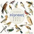 Guilhem Lesaffre - Calendrier oiseaux.