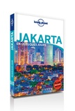 Simon Richmond et Ryan Ver Berkmoes - Jakarta en quelques jours. 1 Plan détachable