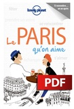 LONELY PLANET FR - Le Paris qu'on aime.
