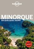 Albert Ollé et Jordi Monne - Minorque en quelques jours. 1 Plan détachable