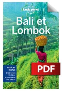 Lonely Planet - GUIDE DE VOYAGE  : Bali et Lombok - 10ed.