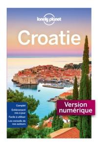LONELY PLANET FR - Croatie - 8ed.