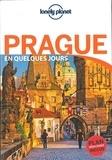 Marc Di Duca et Mark Baker - Prague en quelques jours. 1 Plan détachable