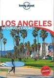 Andrew Bender et Cristian Bonetto - Los Angeles en quelques jours. 1 Plan détachable