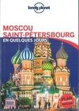 Mara Vorhees et Leonid Ragozin - Moscou, Saint Pétersbourg en quelques jours. 1 Plan détachable