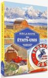 Simon Richmond et Kate Armstrong - Sur la route des Etats-Unis - Les meilleurs itinéraires.