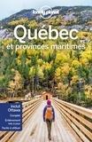 Claire Angot et Jennifer Doré Dallas - Québec et provinces maritimes. 1 Plan détachable