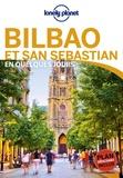 Regis St Louis - Bilbao et Saint-Sébastien en quelques jours. 1 Plan détachable