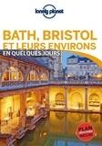 Damian Harper et Belinda Dixon - Bath, Bristol et leurs environs en quelques jours. 1 Plan détachable