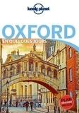 Greg Ward - Oxford en quelques jours. 1 Plan détachable
