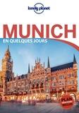 Marc Di Duca - Munich en quelques jours. 1 Plan détachable