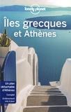 Simon Richmond et Kate Armstrong - Iles grecques et Athènes. 1 Plan détachable