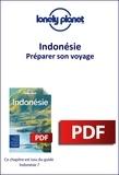 LONELY PLANET ENG - GUIDE DE VOYAGE  : Indonésie - Préparer son voyage.