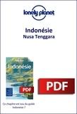LONELY PLANET ENG - GUIDE DE VOYAGE  : Indonésie - Nusa Tenggara.