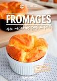 Ptitchef.com - Fromages pas à pas - 40 recettes pas à pas.
