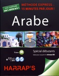 Samia Cheniour et Hafid Ait-Kaki - Harrap's arabe - Spécial débutants. 2 CD audio MP3