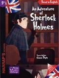 Arthur Conan Doyle et Pascal Phan - An Adventure of Sherlock Holmes : The Speckled Band - 5e.