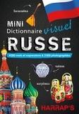Harrap - Mini dictionnaire visuel russe - 4 000 mots et expressions & 2 000 photographies.