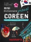 Valérie Katzaros - Mini dictionnaire visuel de coréen - 4 000 mots et expressions & 2 000 photographies.