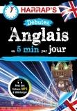 Harrap - Débutez l'anglais en 5 minutes par jour.