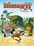 Dinosaures en BD. t1. (Les)   Plumeri, Arnaud (1975-....). Auteur