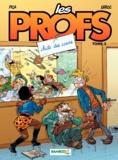 Pica et  Erroc - Les Profs Tome 5 : Chute des cours.