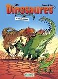 Dinosaures en BD. t2 (Les)   Plumeri, Arnaud (1975-....). Auteur