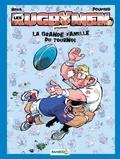 BeKa et  Poupard - Les Rugbymen  : La grande famille du tournoi - Avec un jeu de 7 familles inédit.