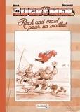 BeKa et  Poupard - Les Rugbymen Tome 13 : Ruck and maul pour un maillot - Tirage limité avec un ex-libris.