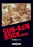 Boichi - Sun-Ken Rock Tomes 3 et 4 : Pack en 2 volumes.