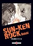 Boichi - Sun-Ken Rock Tomes 17 & 18 : Pack en 2 volumes.