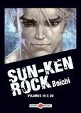 Boichi - Sun-Ken Rock Tomes 19 & 20 : Pack en 2 volumes.