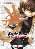 Saizou Harawata et Kashiwa Miyako - Battle Game in 5 Seconds Tome 1 : .