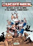 BeKa et  Poupard - Les Rugbymen Tome 8 : En face, ils ont 15 bras et 15 jambes, comme nous !.