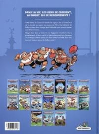 Les Rugbymen Tome 17 On s'en fout qui gagne tant que c'est nous !