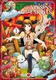 Ushio Shirotori - Mes voisins les esprits - Volume 01  : Mes voisins les esprits - Volume 01.