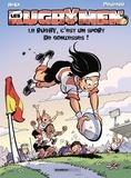 BeKa et  Poupard - Les Rugbymen Tome 18 : Le rugby, c'est un sport de gonzesses !.