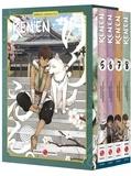 Fuetsudo - Ken'en - Comme chien et singe - Coffret volumes 05 à 08.