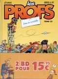 Erroc et  Sti - Pack en 2 volumes : Les profs Tome 22, Tour de contrôles ; Bourlard Tome 3, En mode écolo.