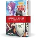 Aiya Kyû - The Rising of the Shield Hero  : Pack découverte en 2 volumes : Tomes 1 et 2.